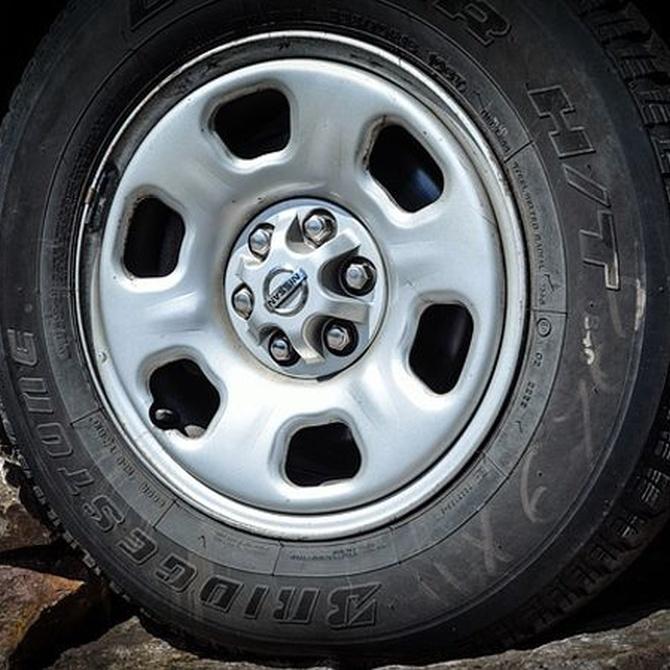 El mantenimiento de las ruedas del coche