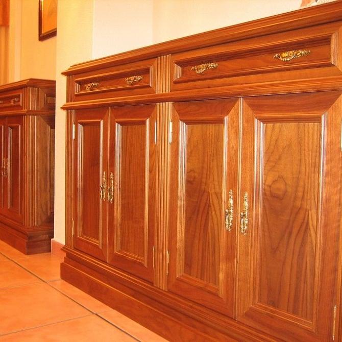 Las ventajas de los muebles de madera a medida