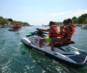 Deportes con motos de agua  en Tarragona