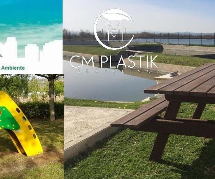 CMplastik en la Feria TECMA2018