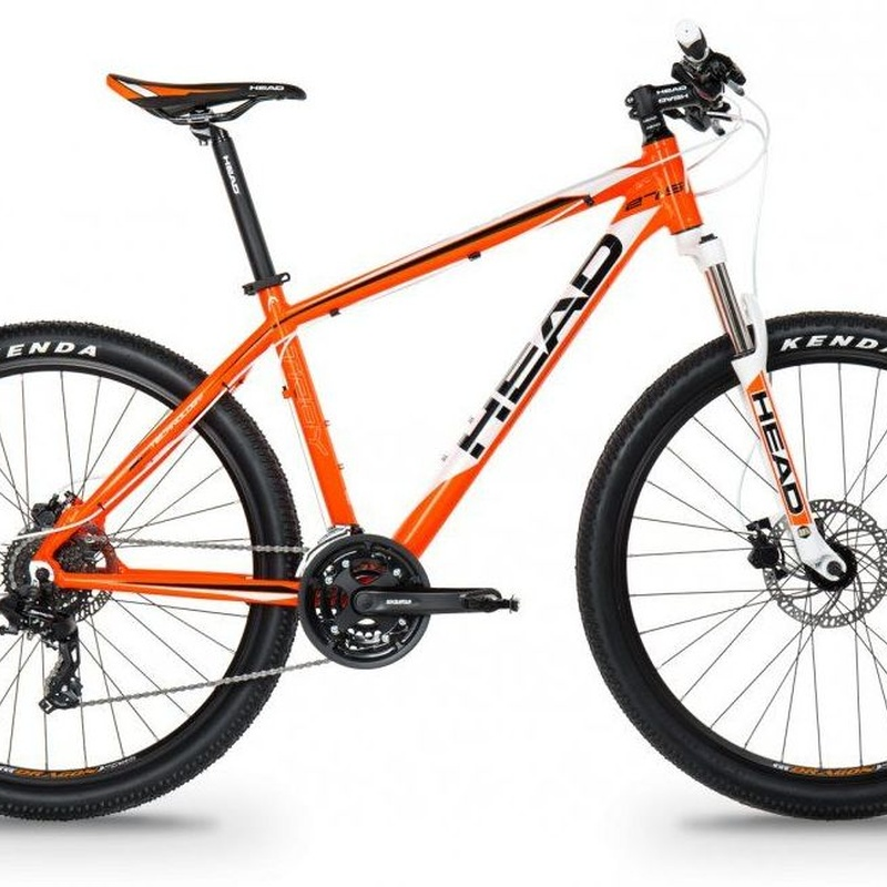 BICICLETA HEAD TROY II 27.5 2018: Productos de Bikes Head Store