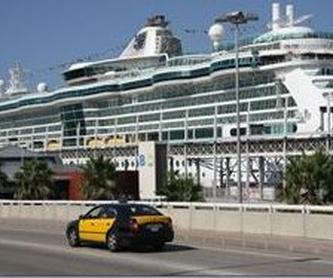 Taxi Castellví de Rosanes: Servicios de Taxi San Andrés de la Barca