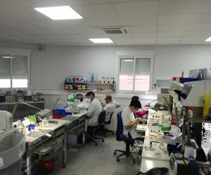 Laboratorio de prótesis dentales en Valencia