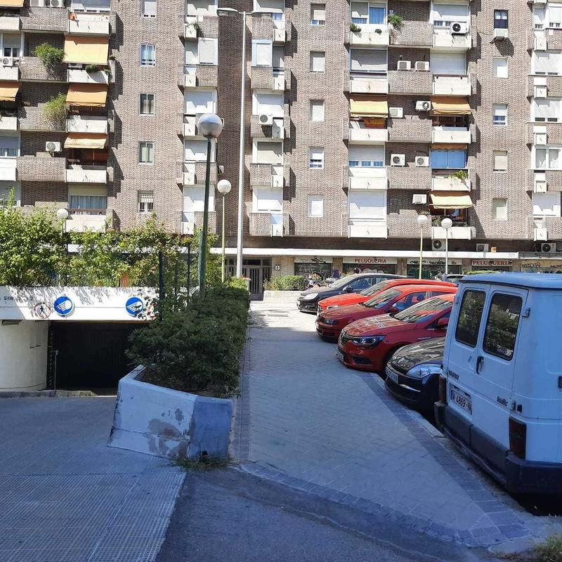 Plaza de garaje en Bª de la Estrella:  de Vicente Palau Jiménez - Agente Inmobiliario