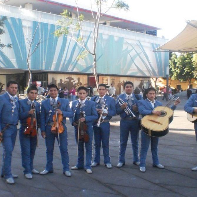 Los mariachis, Patrimonio de la Humanidad