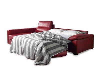 Sofás y sillones cama.