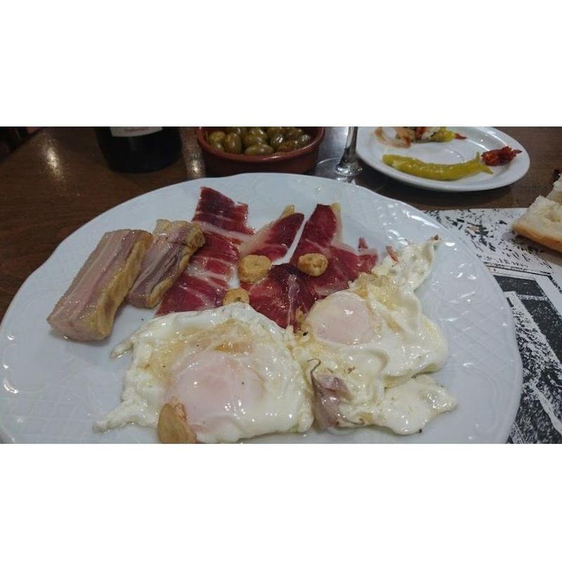 Platos combinados: Carta de Restaurante Cabañeros