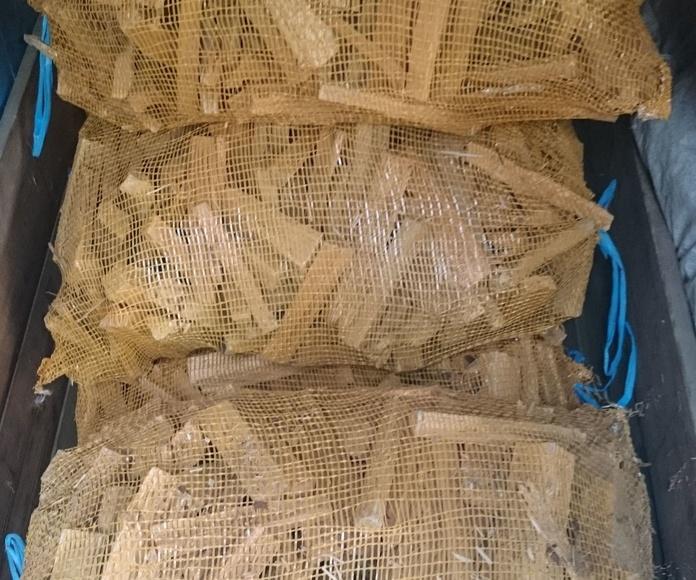 Sacos de astillas: NUESTROS PRODUCTOS de Mofusa