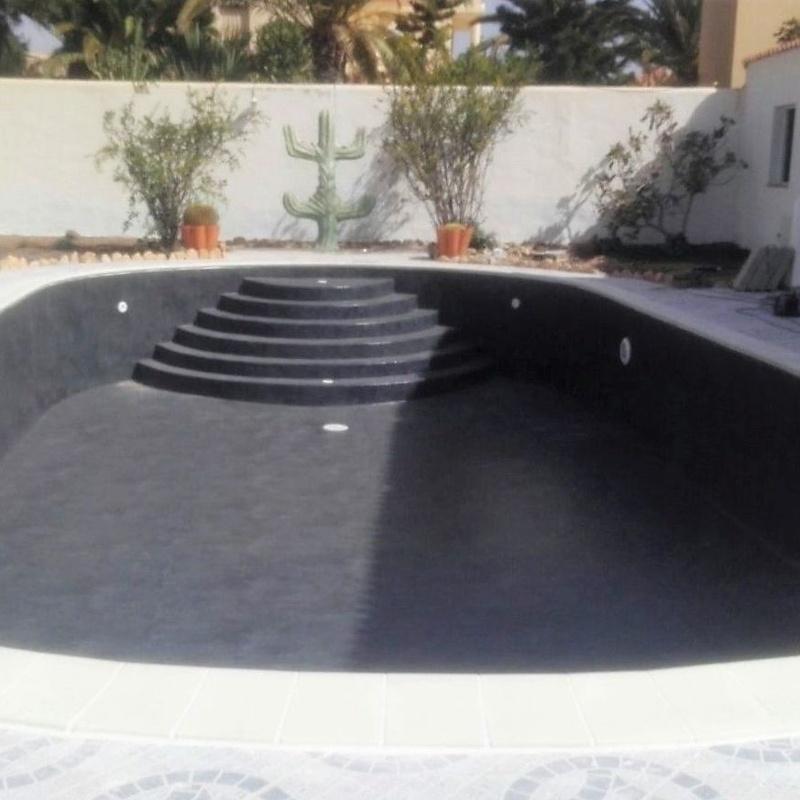 Construcción de piscinas y jacuzzis: Productos de Fuerteventura - Lanzarote - Gran Canaria