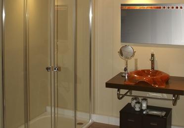 Mamparas ducha y baño en cristal a medida