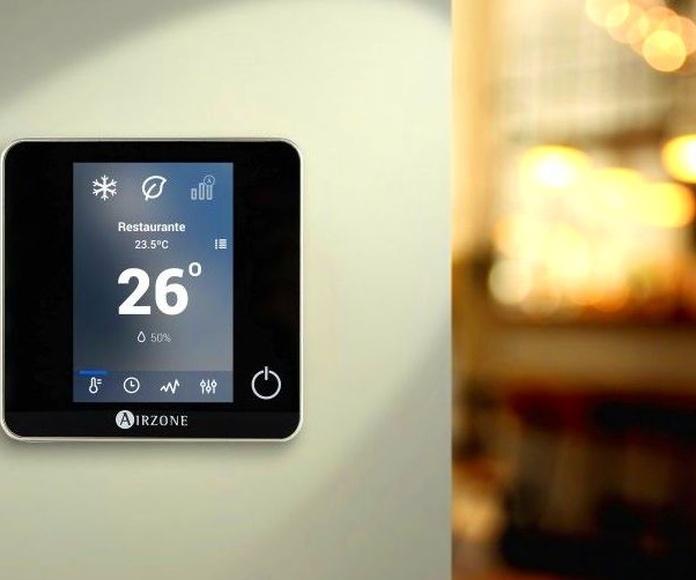 Nuevo termostato digital Airzone