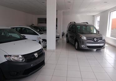 Venta de vehículos nuevos y usados