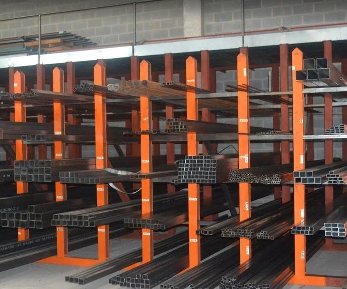 Transformaciones metálicas: Servicios de Talleres Mobe