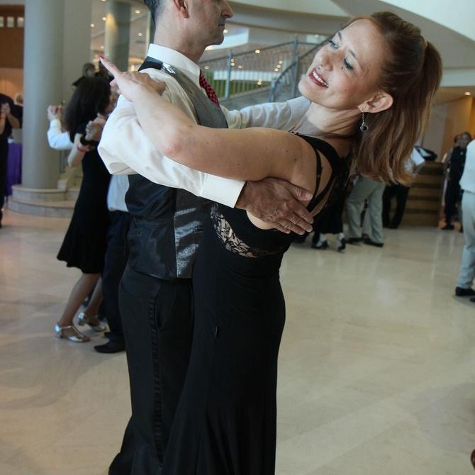 Baile y Salud. Disfruta de las clases de baile