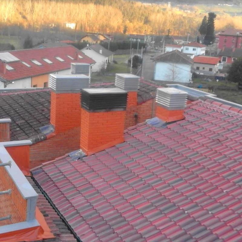 reformas de tejados Asturias