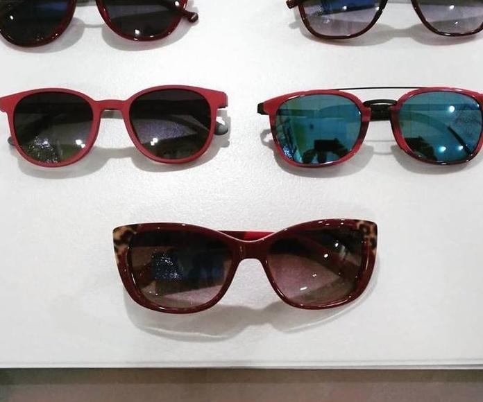 gafas de sol parla