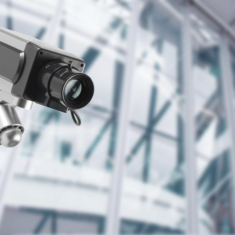 Cámaras de videovigilancia: Servicios de Ansate Telecomunicaciones