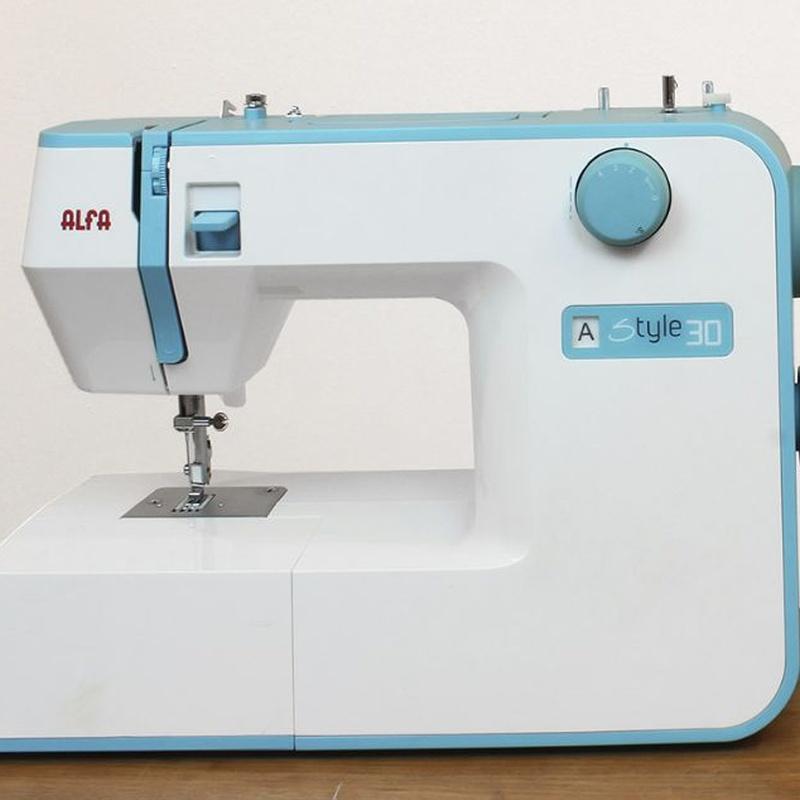 Alfa Style 30: Productos de Maquinas de Coser - Servicio técnico y repuestos