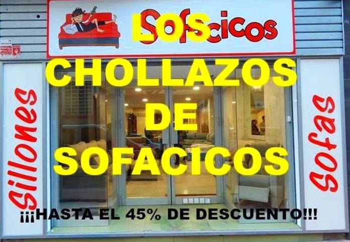 ¡¡CHOLLOS CON HASTA EL 45% DE DESCUENTO!!