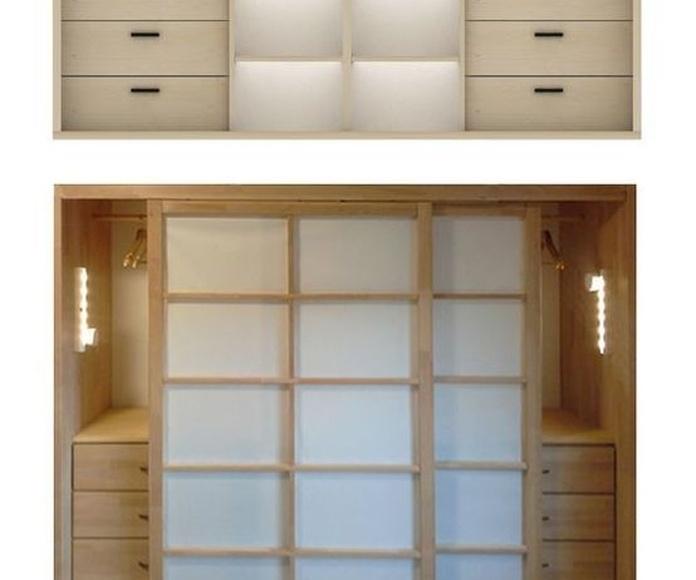 Diseño a medida de armarios, crea tu distribución perfecta!