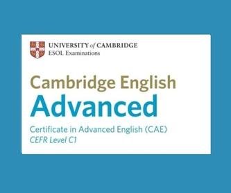 ENGLISH FOR TOEIC®: Cursos de Oxford School of English - Tembleque