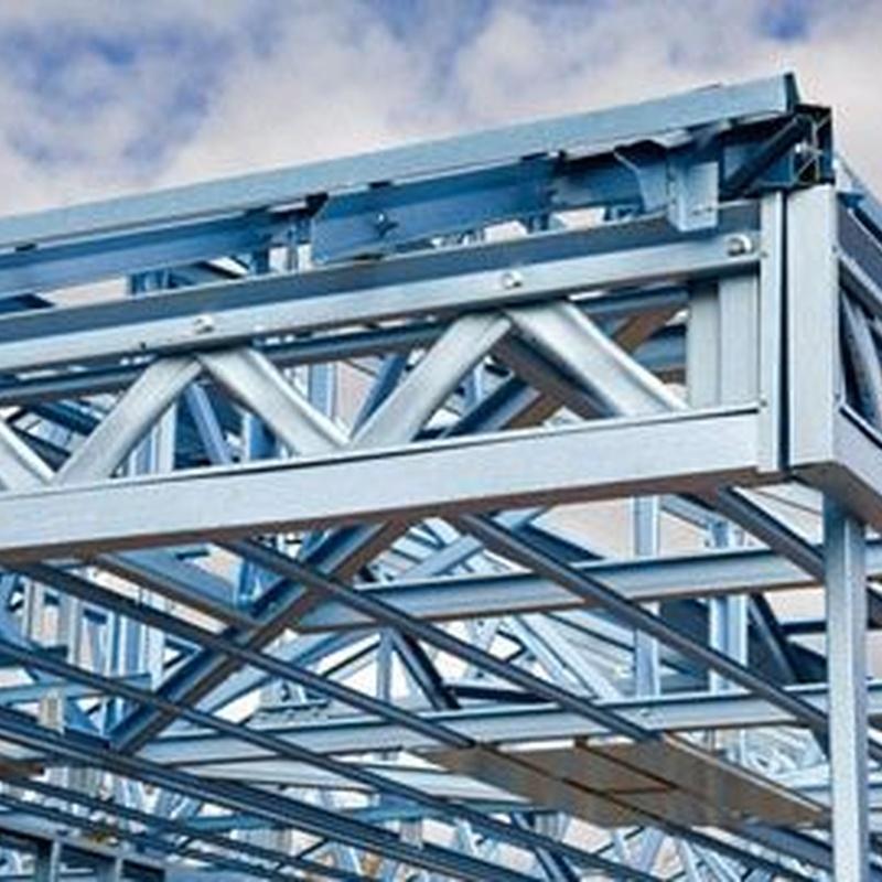 Estructuras: Productos y servicios de Cerrajería Titulcia