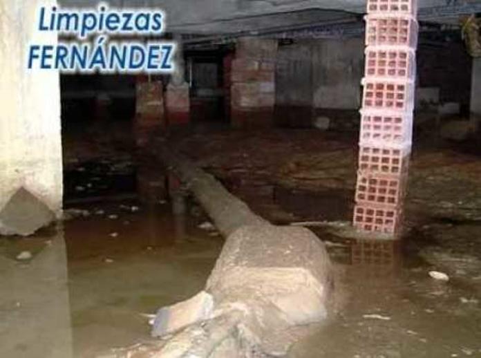 Inspección de tuberías: Nuestros servicios de Limpiezas y Alcantarillados Fernández