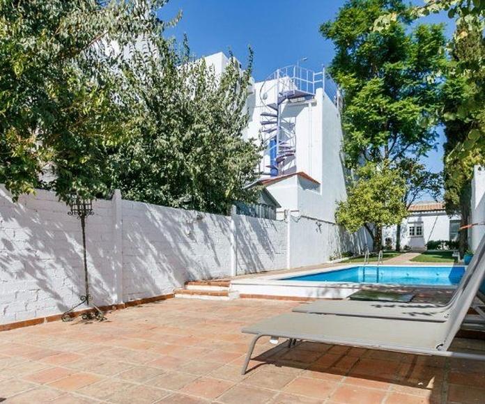 Casa en Castilleja de la Cuesta zona Calle Real: Inmuebles de The House Gestión Inmobiliaria