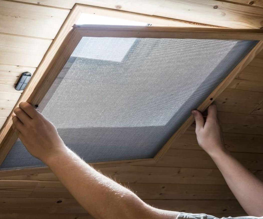 Ventajas de instalar una mosquitera en las ventanas