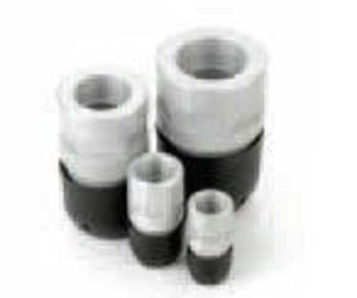 Conectores roscados hembra de aluminio (rosca NPT)