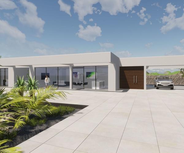 Estudios de arquitectos en Lanzarote | MMT Arquitecto