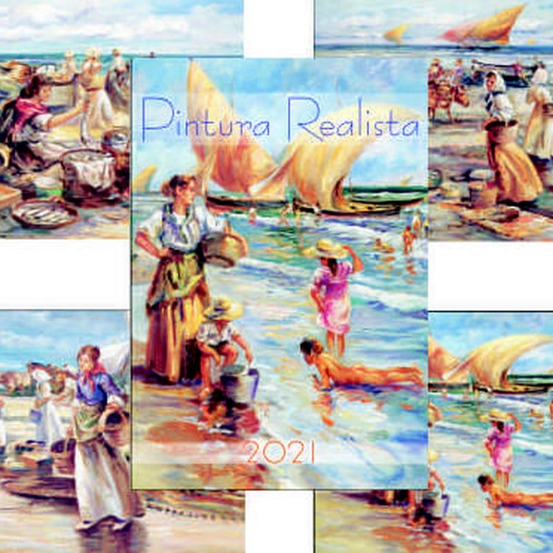 Ref. 231 - Pintura Realista: Nuestros Productos de Gráficas Kalendex