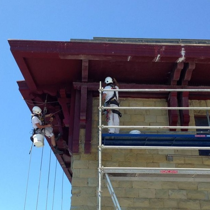Razones para realizar una reforma vertical de tu edificio