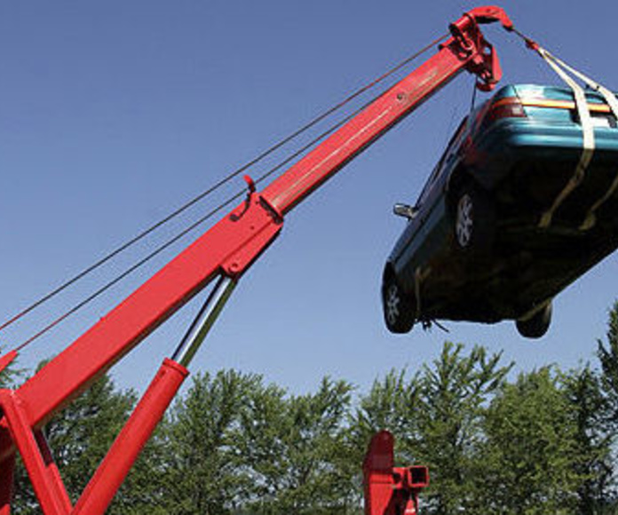 Rescate de vehículos: Servicios  de Valmar & JF Asistencia y Talleres