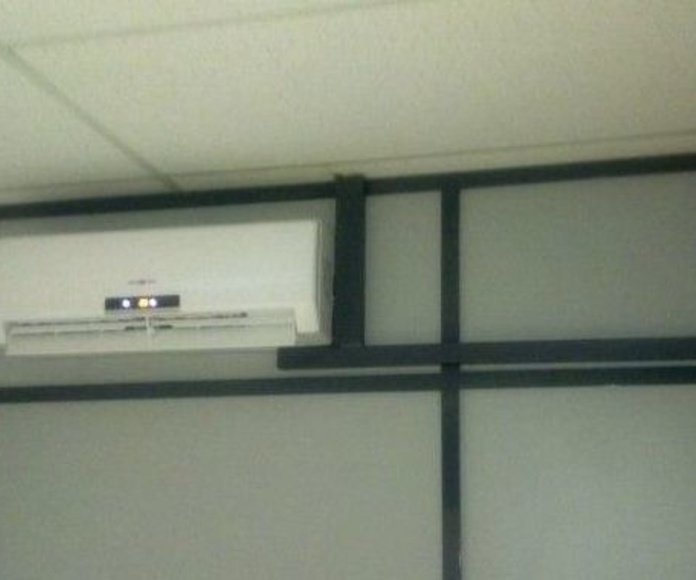 Instalación y reparación A/A, climatización