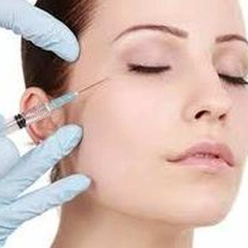 Mesoterapia facial: Tratamientos y cosméticos de Etherma