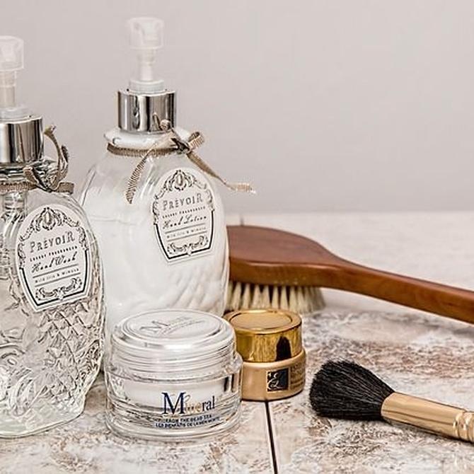 Los ingredientes de origen natural más usados en cosmética