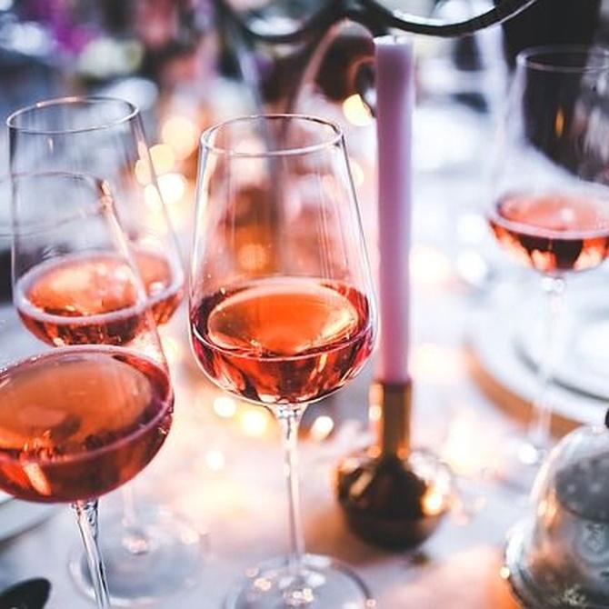 Atrévete a maridar vinos rosados con pescado y marisco