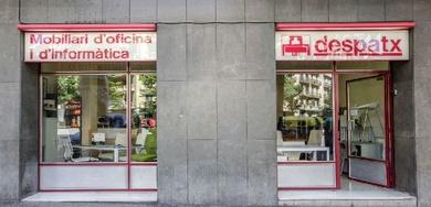 despatx en calle muntaner 184 bajos.08036-Barcelona. tel.934.305.411