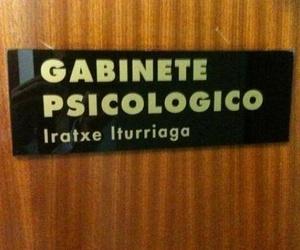 Gabinete psicológico Iratxe Iturriaga