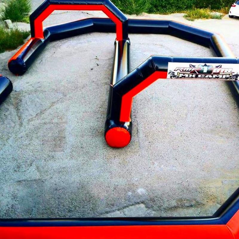 Castillo Hinchable Circuito : Catálogo de Hinchables Happy Jump