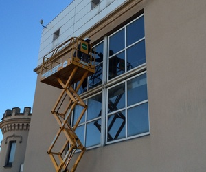 Montaje de cristales y ventanas en altura en Alcorcón