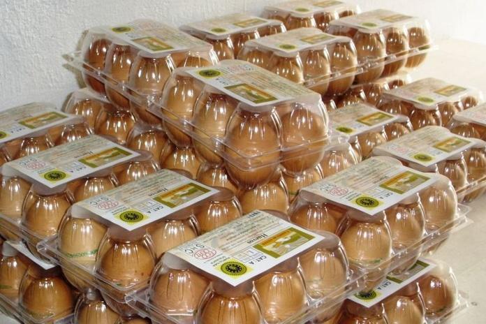 CAMPO DE YESTE, Huevos frescos: Catálogo de La Despensa Ecológica
