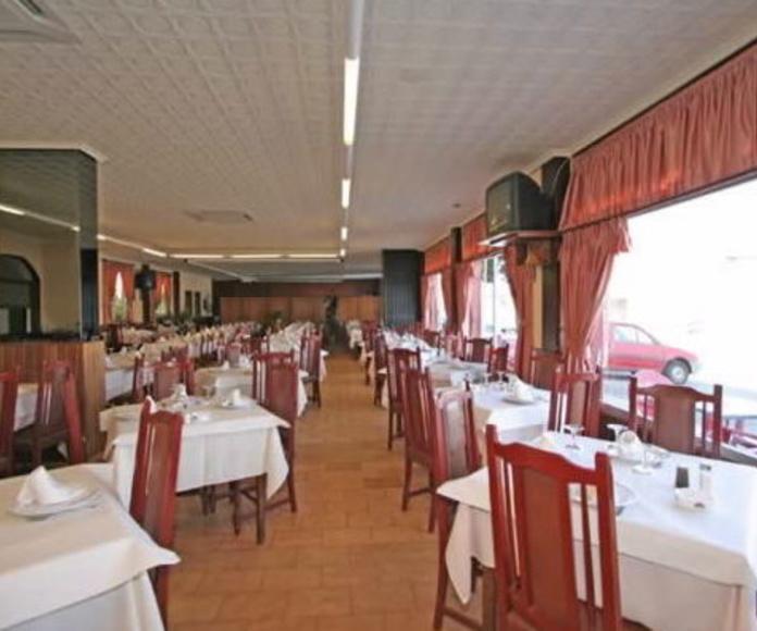 Instalaciones y otros: Servicios de Hotel Restaurante Carballeira