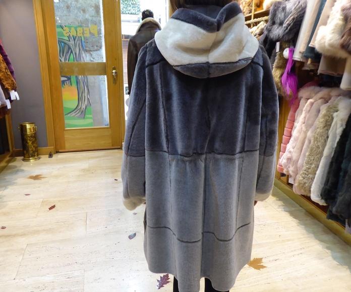 Limpieza de las prendas: Prendas de piel de Peletería Pebas