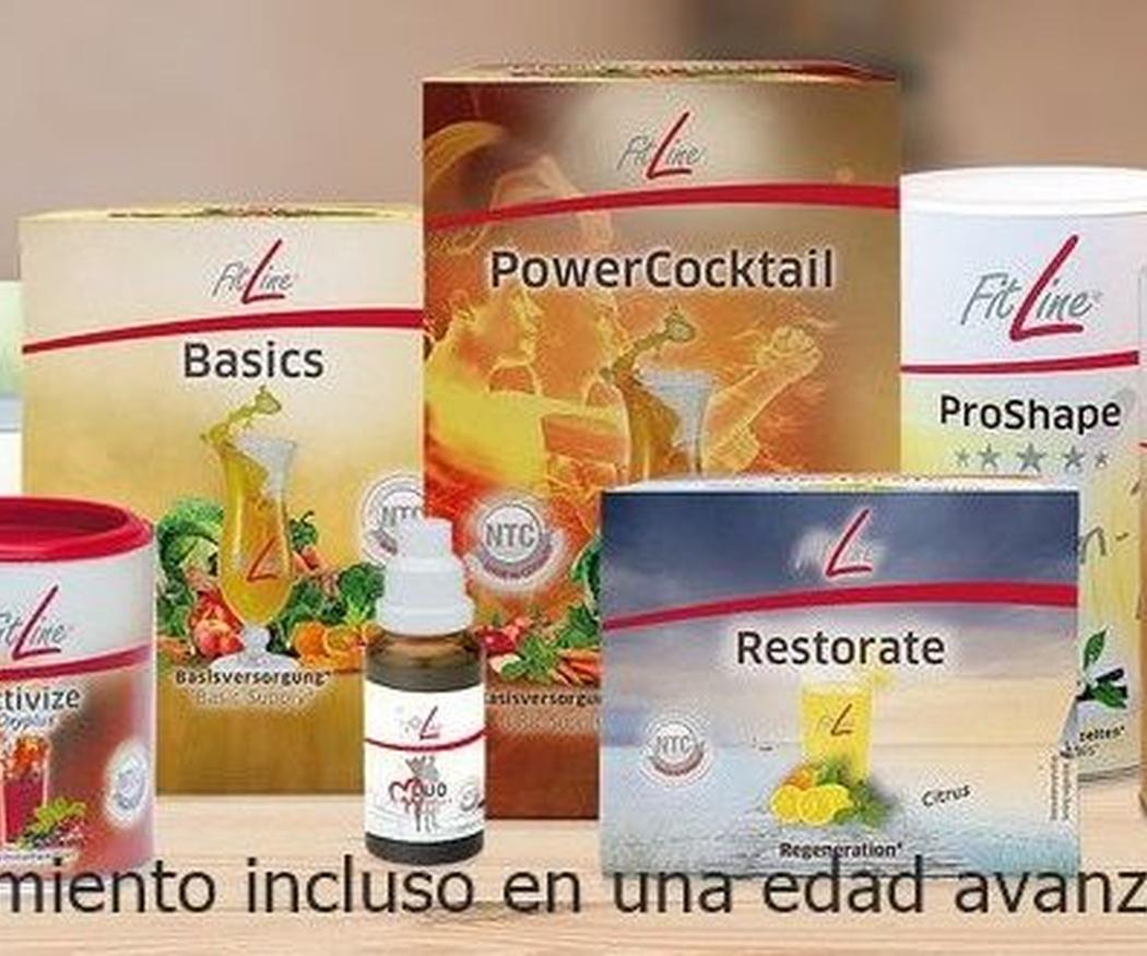 Productos Nutrición Preventiva Saludable