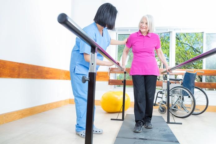 Fisioterapia: Servicios de Residència Gran Via Parc
