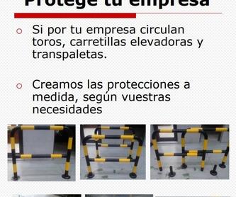 Puertas y vallas: Servicios de Tallers Joric