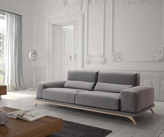 Modelo Pilot: Sofás y sillones de Raúl Ortuño Sofás