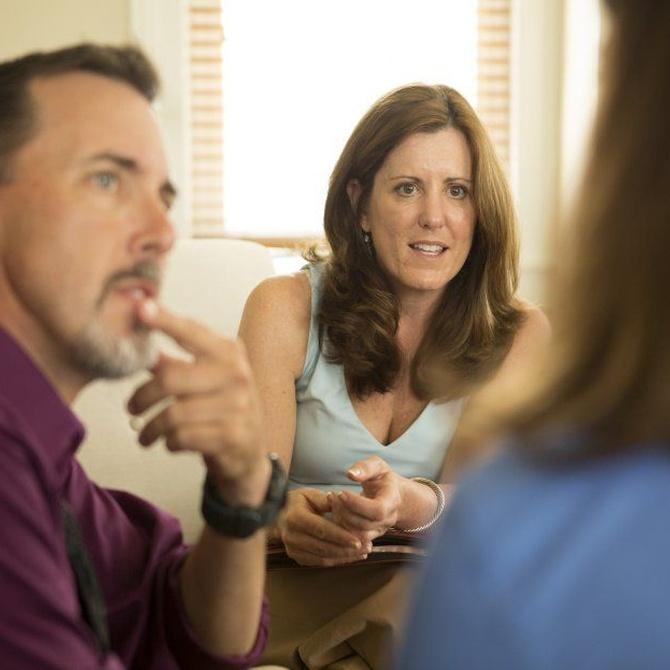 Te explicamos cómo es una terapia de pareja (I)